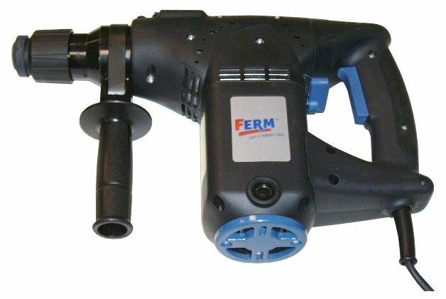 Перфоратор сетевой Ferm FBH-1100KD (6.5 Дж)