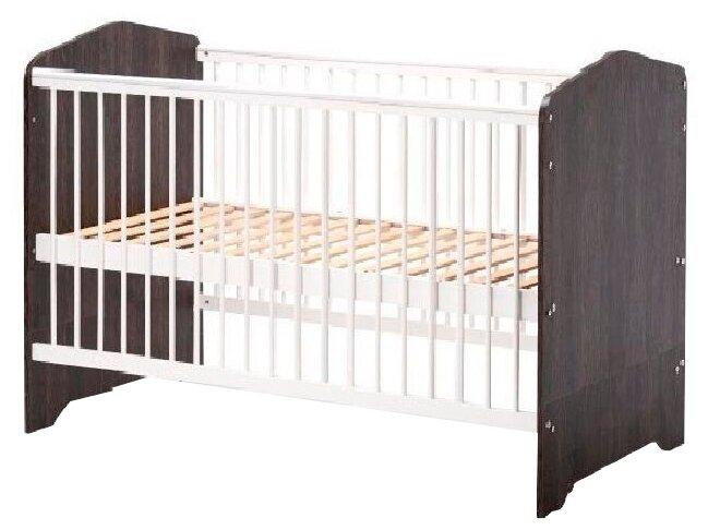 Кроватка BabyStep Лофт (растущая)