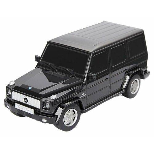 Купить Легковой автомобиль Rastar Mercedes G55 AMG (30500) 1:24 19.4 см черный, Радиоуправляемые игрушки