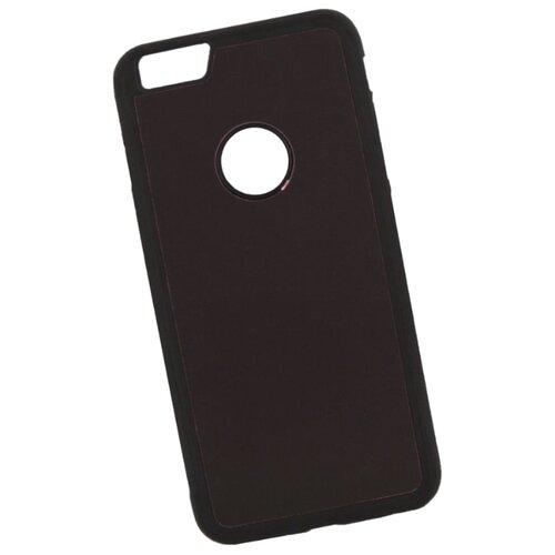 Чехол Liberty Project Термо-радуга для Apple iPhone 6/iPhone 6S коричневый/розовыйЧехлы<br>