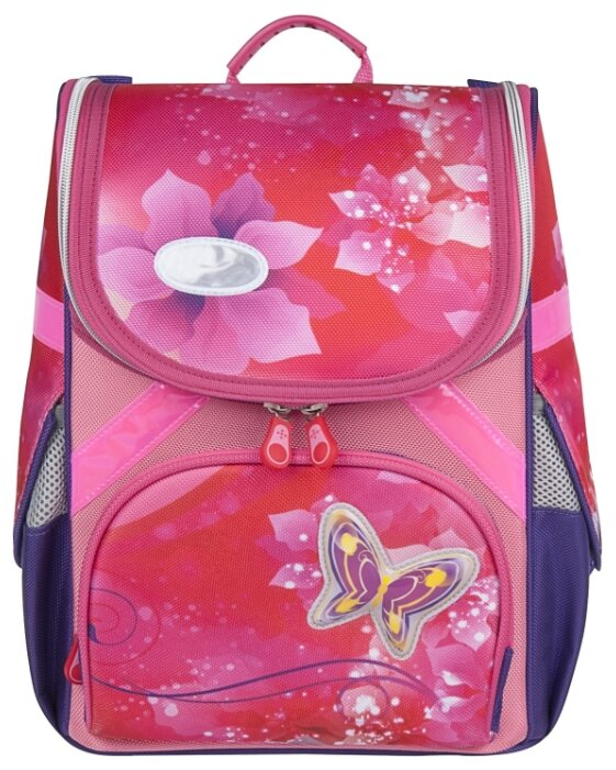 ALLIANCE for Kids Ранец 5-799-1166СМ розовый/фиолетовый