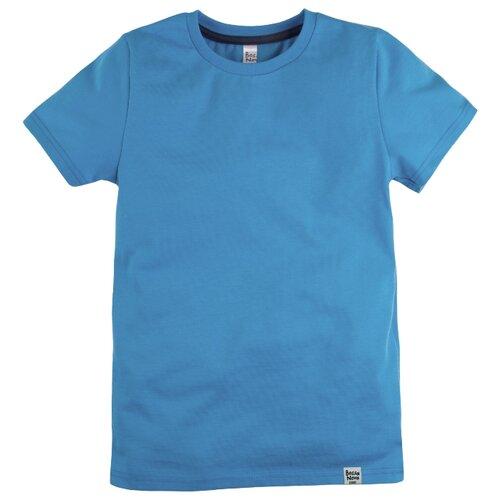 Купить Футболка Bossa Nova размер 128, голубой, Футболки и майки
