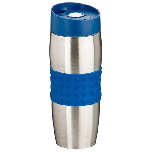 Термокружка Agness Coffee bean (0,4 л) синий термокружка agness 380ml 709 056
