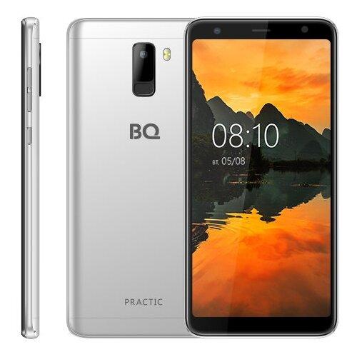 Смартфон BQ 6010G Practic серебряный смартфон