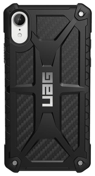 UAG Pathfinder SE Camo Series Чехол для iPhone XR Черный камуфляж 111097114061