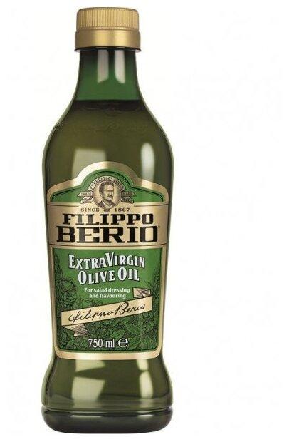 Filippo Berio Масло оливковое Extra Virgin, пластиковая бутылка
