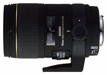 Объектив Sigma AF 150mm f/2.8 EX DG APO MACRO HSM Canon EF