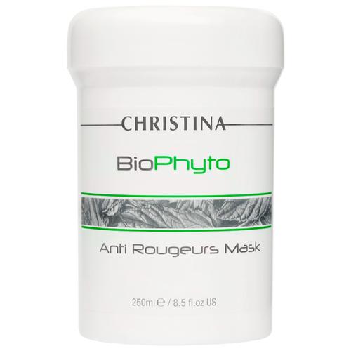 Christina Bio Phyto противокуперозная маска, 250 мл christina bio phyto anti rougeurs mask маска противокуперозная 75 мл
