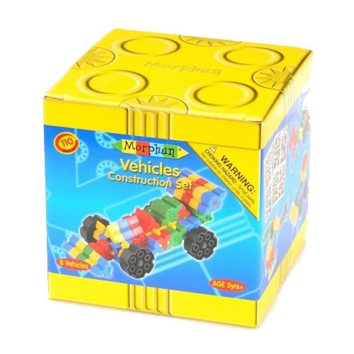 Купить Конструктор Morphun Vehicles Construction Set 52110, Конструкторы