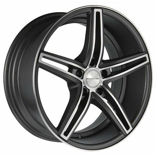 Фото - Колесный диск Racing Wheels H-583 8.5x20/5x108 D67.1 ET35 DMGM F/P колесный диск racing wheels h 461 7 5x18 5x108 d67 1 et45 w f p
