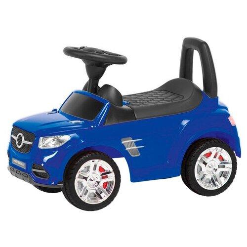 Каталка-толокар COLORPLAST 2-001 синий каталка толокар orion toys мотоцикл 2 х колесный 501 зеленый