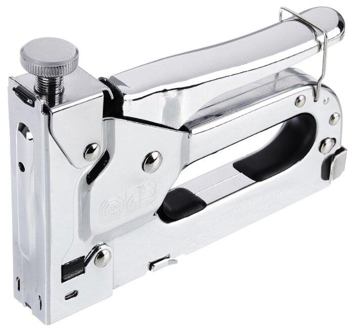 Скобозабивной пистолет ЕРМАК 648-016
