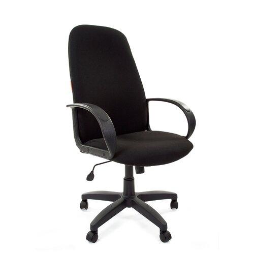Фото - Компьютерное кресло Chairman 279 для руководителя, обивка: текстиль, цвет: C-3 черный дутики для девочки biki цвет черный a b23 33 c размер 34