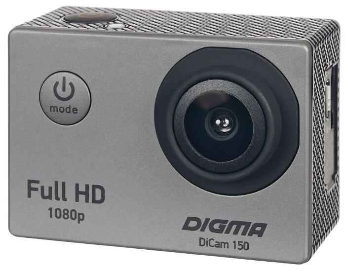 Экшн камера DIGMA DiCam 150