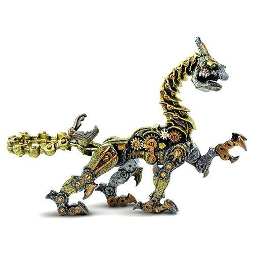 Купить Фигурка Safari Ltd Стимпанк дракон 100198, Игровые наборы и фигурки