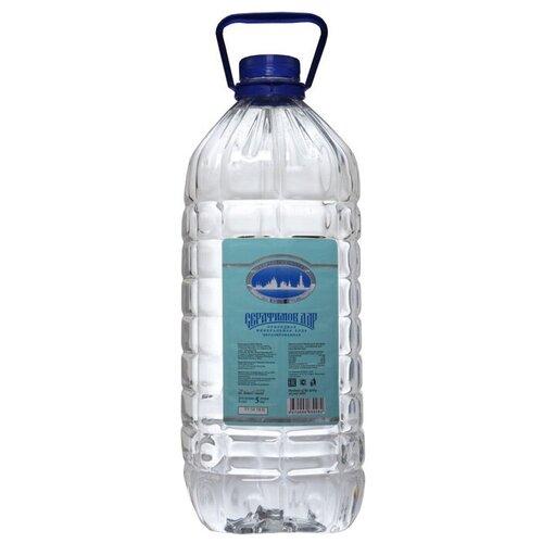 Минеральная вода Серафимов Дар негазированная, ПЭТ, 5 л