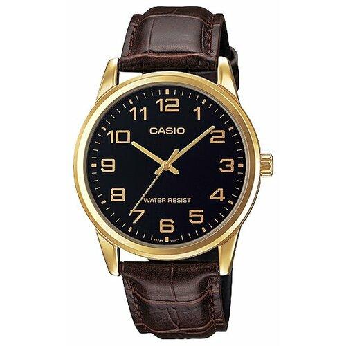 Наручные часы CASIO MTP-V001GL-1B наручные часы casio mtp v002g 1b