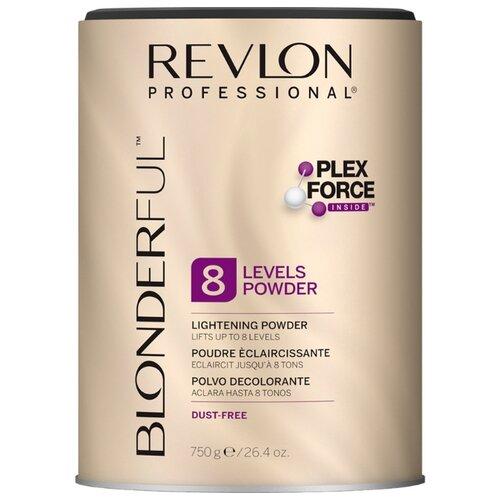Revlon Professional Blonderful осветляющая пудра 8 тонов, 750 гОкислители<br>