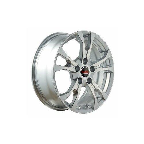 Фото - Колесный диск LegeArtis NS112 7x18/5x114.3 D66.1 ET40 Silver колесный диск legeartis ns517 7x18 5x114 3 d66 1 et40 gm