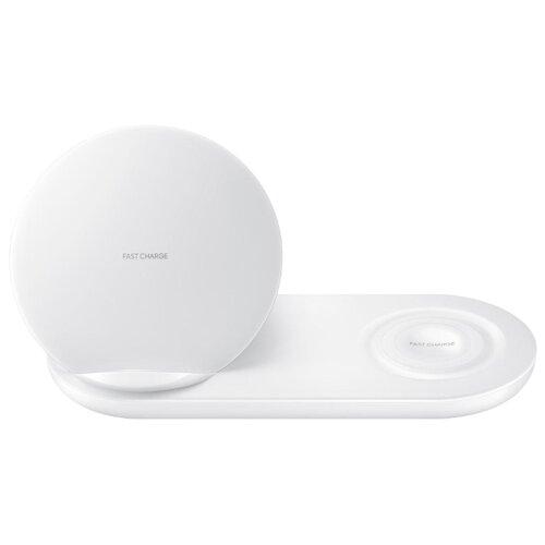 Купить Беспроводная сетевая зарядка Samsung EP-N6100 белый