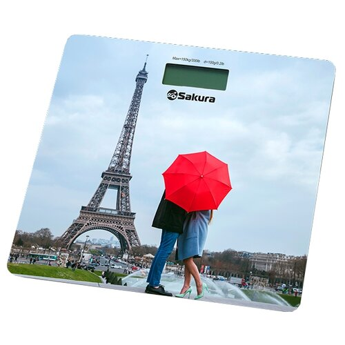 Весы электронные Sakura SA-5065PS Париж