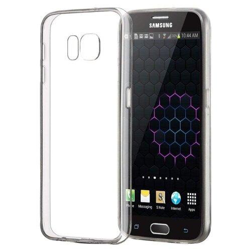 Чехол With Love. Moscow W004039SAM для Samsung Galaxy S6 прозрачныйЧехлы<br>