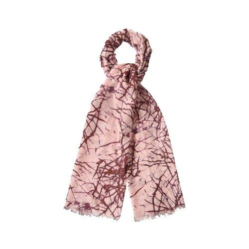 Шарф Dr.Koffer S810428-135 100% шерсть розовый