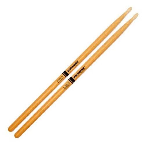 Фото - Барабанные палочки Pro-Mark Classic 5A ActiveGrip Clear барабанные палочки pro mark rebound 7a activegrip