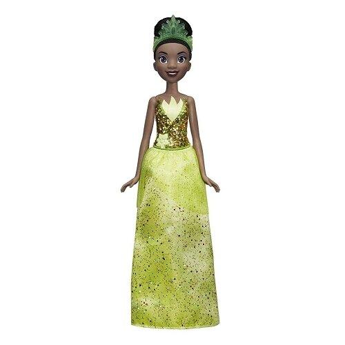 Купить Кукла Hasbro Disney Princess Королевски блеск Тиана, 28 см, E4162, Куклы и пупсы