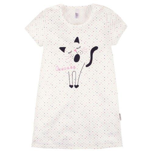 Сорочка Bossa Nova размер 32, молочныйДомашняя одежда<br>