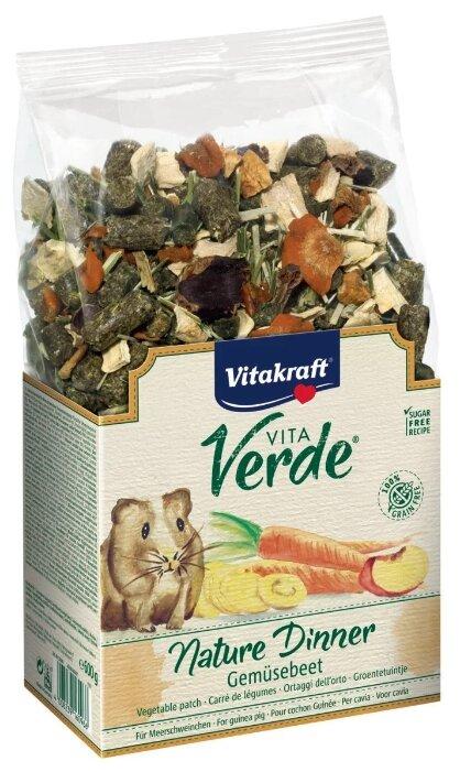 Корм для морских свинок Vita Verde Nature Dinner овощи 600 г
