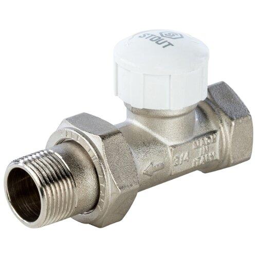 Термостатический клапан для радиатора STOUT SVT-0003-000020