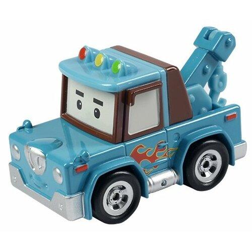 Купить Эвакуатор Silverlit Робокар Поли Спуки (83166) 6 см голубой, Машинки и техника