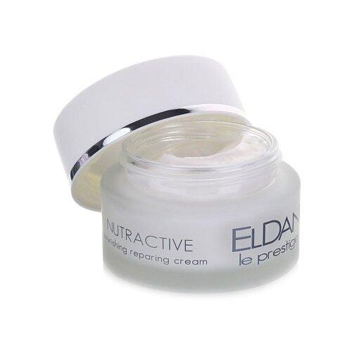 Купить Eldan Cosmetics Le Prestige Nourishing Reparing Cream Питательный крем для лица с рисовыми протеинами, 50 мл