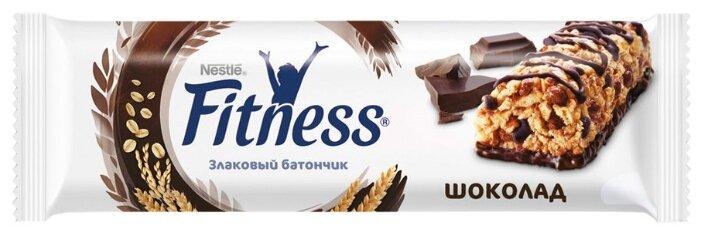 Батончик NESTLE FITNESS Nestle® Fitness® злаковый с шоколадом, 23,5 гр.