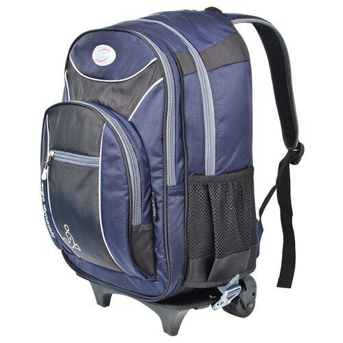 Купить POLAR П382 темно-синий, Рюкзаки, ранцы