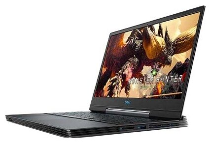 "Ноутбук DELL G5 15 5590 (Intel Core i7 9750H 2600 MHz/15.6""/1920x1080/16GB/1512GB HDD+SSD/DVD нет/NVIDIA GeForce RTX 2070/Wi-Fi/Bluetooth/Windows 10 Home)"
