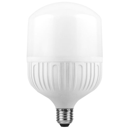 Лампа светодиодная Feron LB-65 25819, E27, T118, 40Вт лампа светодиодная feron lb 65 25821 e27 e40 60w 4000k цилиндр матовая