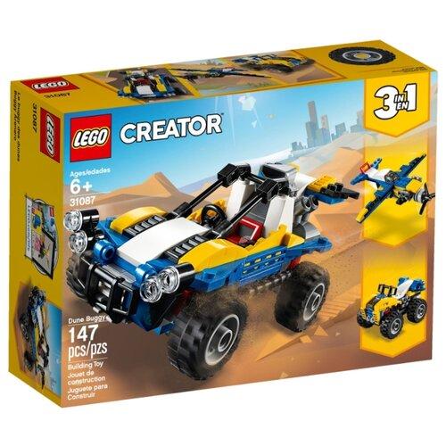 Конструктор LEGO Creator 31087 Пустынный баггиКонструкторы<br>