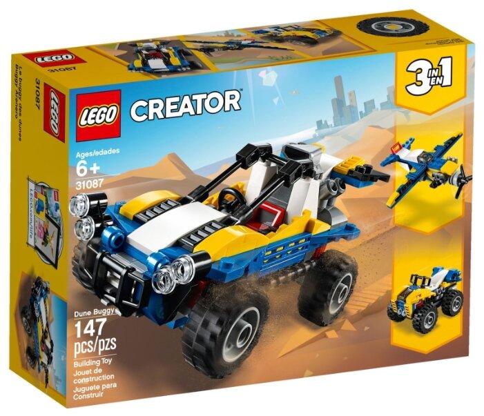 Конструктор LEGO Creator 31087 Пустынный багги