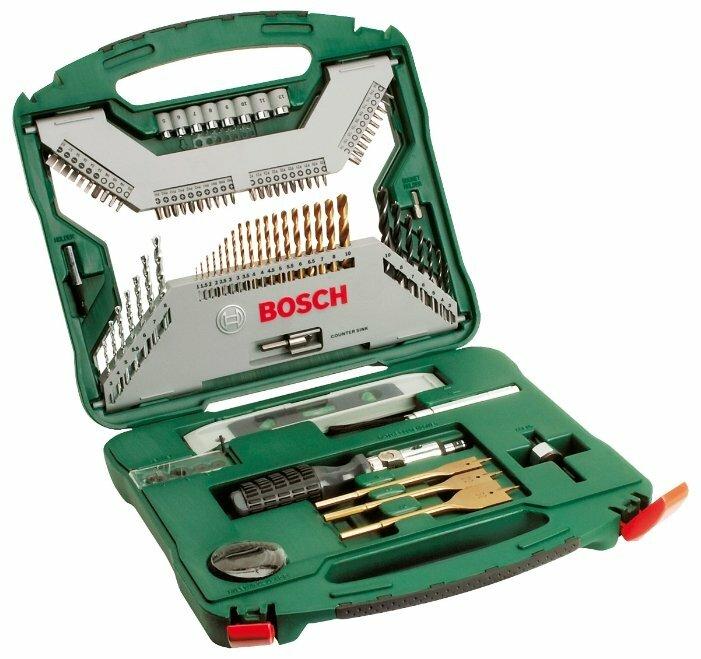 Набор инструментов BOSCH X Line 100 (2.607.019.330)