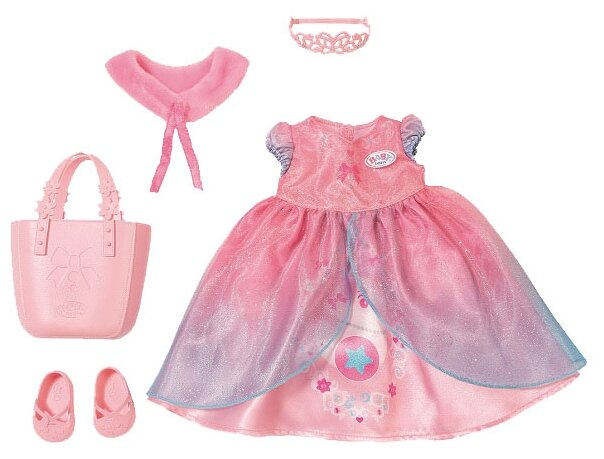 Zapf Creation Одежда принцессы для куклы Baby Born 824801