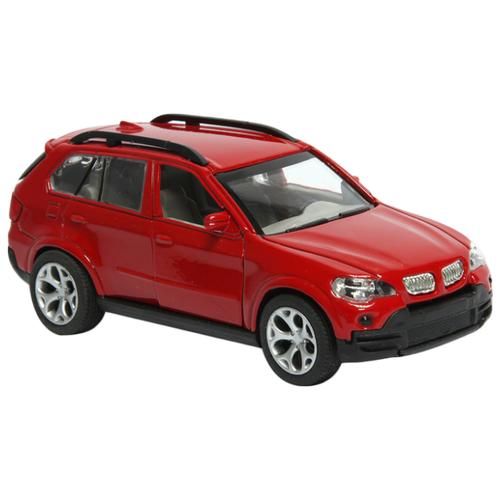 Купить Легковой автомобиль Handers BMW X5 (HAC1602-019) 1:32 17 см красный, Машинки и техника
