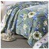 Плед Hongda Textile Цветочная поляна, 150 x 200 см