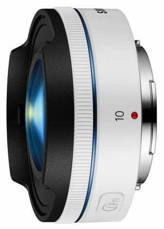 Объектив Samsung 10mm f/3.5 Fisheye NX
