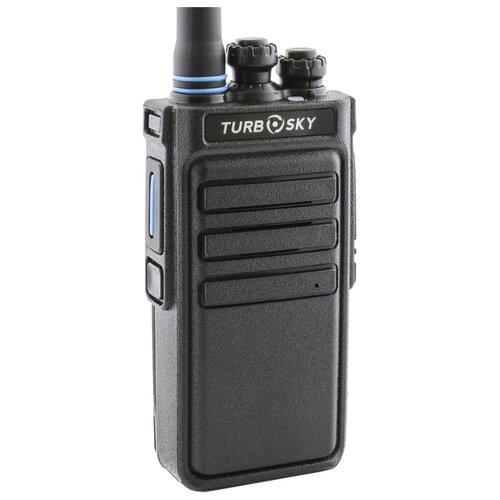 Рация TurboSky T6 черный