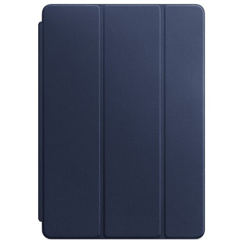 Купить Чехол Apple Smart Cover Leather для iPad Pro 10, 5 Midnight blue
