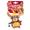 Игрушка для собак GiGwi Plush Friendz Лось (75400)