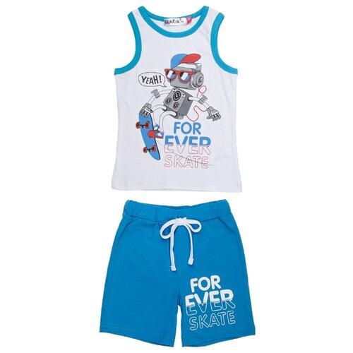 Комплект одежды Elaria размер 116, голубойКомплекты и форма<br>