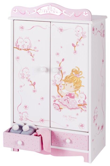 DeCuevas Гардеробный шкаф Мария (54023)
